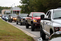 Carolina Diesel Trucks Convoy